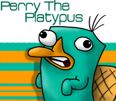 Perry The Platypus by Kyuubi0017