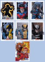 X-Men Archives J by tonyperna