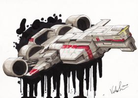 blockade runner by rythm88