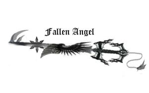Fallen Angel by OnyxChaos