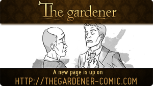 The gardener - CH01P38 by Marc-G
