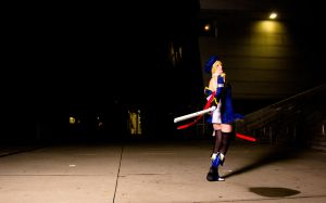 Noel Vermillion - Mirage Revolution 2 by BertLePhoto