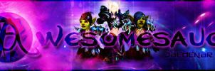 Awesomesauce banner by Aryiana-dzyn