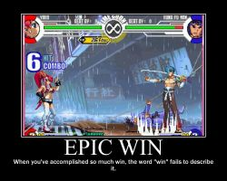 Epic Win Motivator by BloodyFatalis