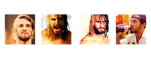 .Seth Rollins. by CharismasXe