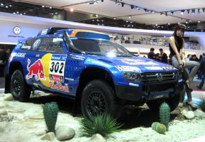 RedBull Rally Touareg by toyonda