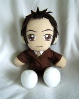 Tenth Doctor - DW -  Plushie 2 by Serenity-Sama