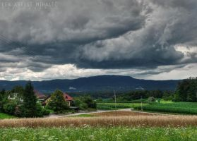 Storm clouds by Cleicha