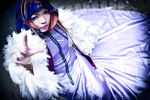 Sousei no Aquarion 02 Otoha Shadow Angel by Ayatenshi