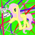 Fluttershy, Zap Apple Acres Contest by Fluffytail123