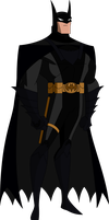 Earth 2 Batman (DCAU) by OWC478