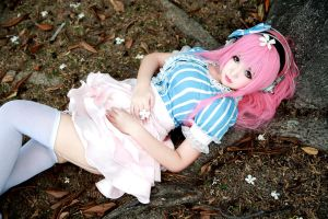 Super Sonico - Sonico by Xeno-Photography
