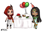Commission: Happy Birthday! by Contanew