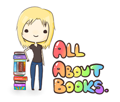 All About Books - another irl commission by owlehh