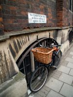 No Bicycles Allowed by Gaelic-nautilus