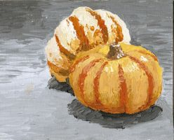 Pumpkins by sodeni