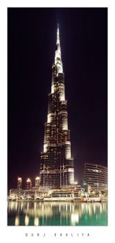 Burj Khalifa by photogenic-art