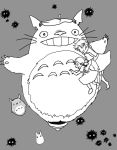 Totoro by 7AirGoddess3