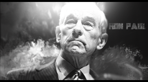 Ron Paul Signature by murr3