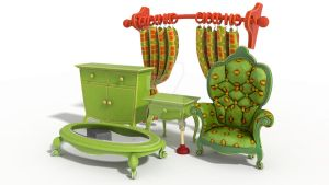 Muebles by Isk-86