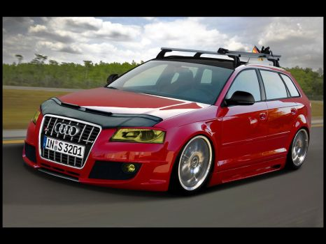 Audi A3 Project 29 by arna1