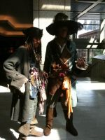 SakuraCon 2012: Pirates of the Caribbean by Fainting-Ostrich
