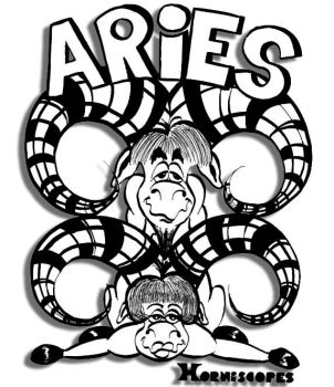 Horniscopes Aries by archbubba