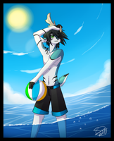Celebrate the Summer by Sioteru