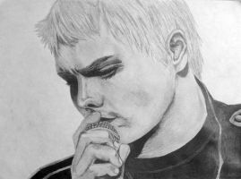 Gerard Way-Part 2 by SpiritsRebirth