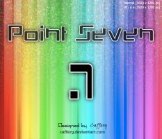 Point Seven by Caffery