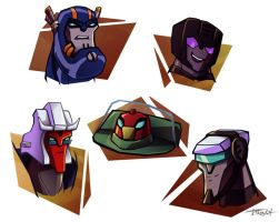 TFA Headshots by SachiAmi