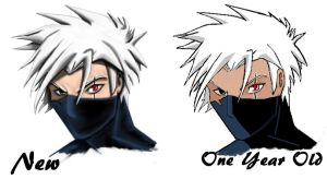 Kakashi by Killerspre