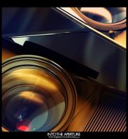INTO THE APERTURE by Duophonix