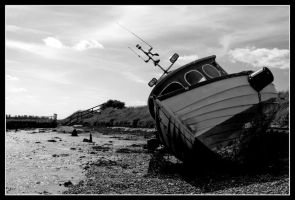 Abandoned Ship by george-kay