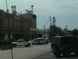 Downtown Lampasas by Ironhold