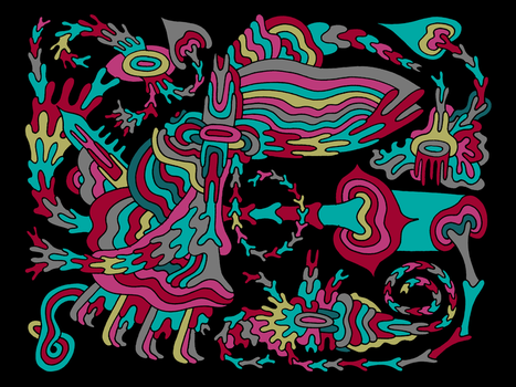 Doodle January 17th 2010 b by cargill