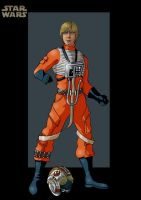 luke skywalker 4 by nightwing1975