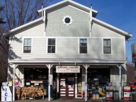 Typical NE General Store by jerrinator