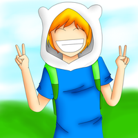 Adventure Time - Finn by Vmasdani