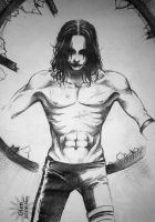 THE CROW by glen1174