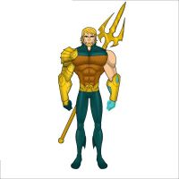DC Splendor: Aquaman by SplendorEnt