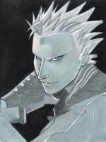 Vergil - Devil may cry 3 by puck-san
