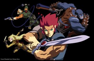 Thundercats  on Deviantart  More Like Thundercats By Notthepornstar By  Dracowyr