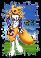 RENAMON by JORGESKUNK