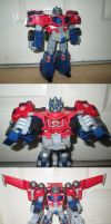 TF Cybertron - Optimus Prime by KrytenMarkGen-0
