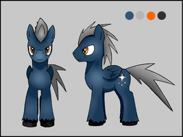 Star Dust reference sheet by unitoone