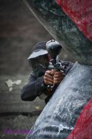 Paintballing by ambrotos