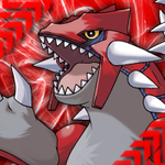 Free To Use: Groudon Icon by StaticxGraphics