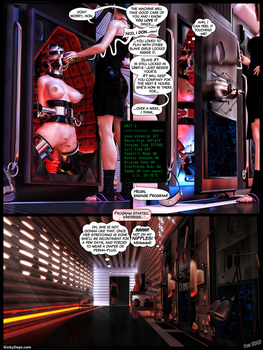 Slave Annie - Page 12 of 12 -Comic#1 by KinkyDept