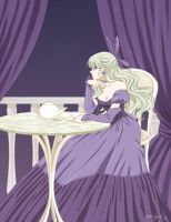Tea in the Evening by slimu